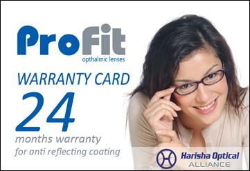 Profit kartu garansi
