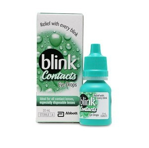 Blink Contact